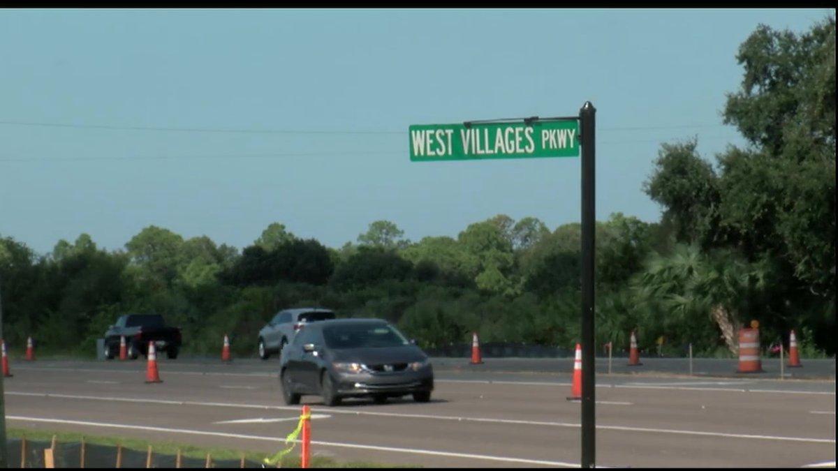 GF Default - Video: West Villages traffic signals gets the green light