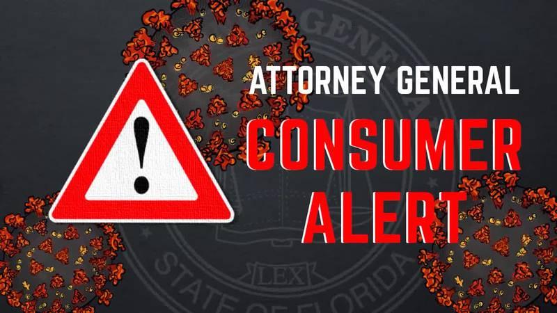Florida Attorney General Ashley Moody issued a Consumer Alert Thursday warning Florida...