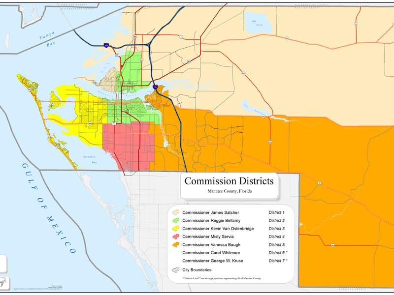 This is a current snapshot of the Manatee County districts. Boundary lines are in question as...
