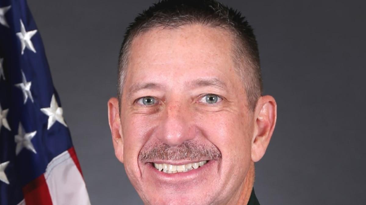 Kurt Hoffman, Sarasota County Sheriff-Elect sworn-in on 1/5/21 at 1:00 p.m.