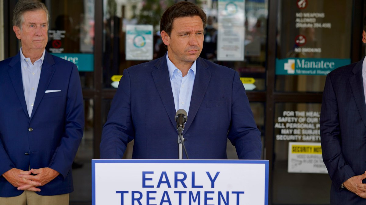 Republican Gov. Ron DeSantis and state education officials exceeded their authority by imposing...