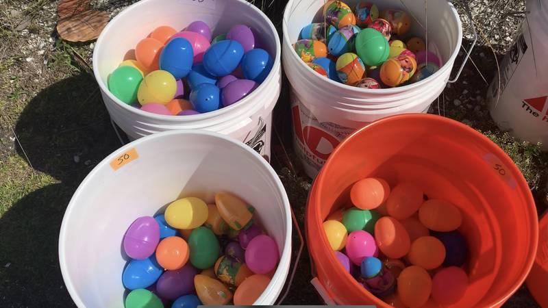 Siesta Key hosts annual Easter Egg hunt