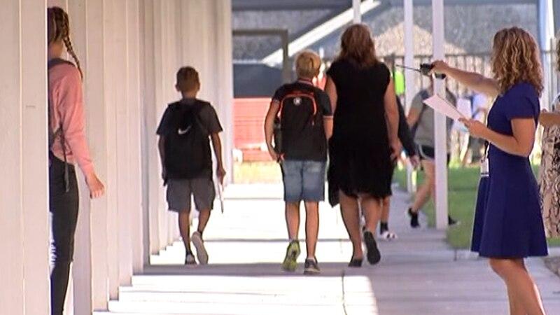 Schools on the Suncoast saw a slight decrease in graduates. Statistics show an overall upward...