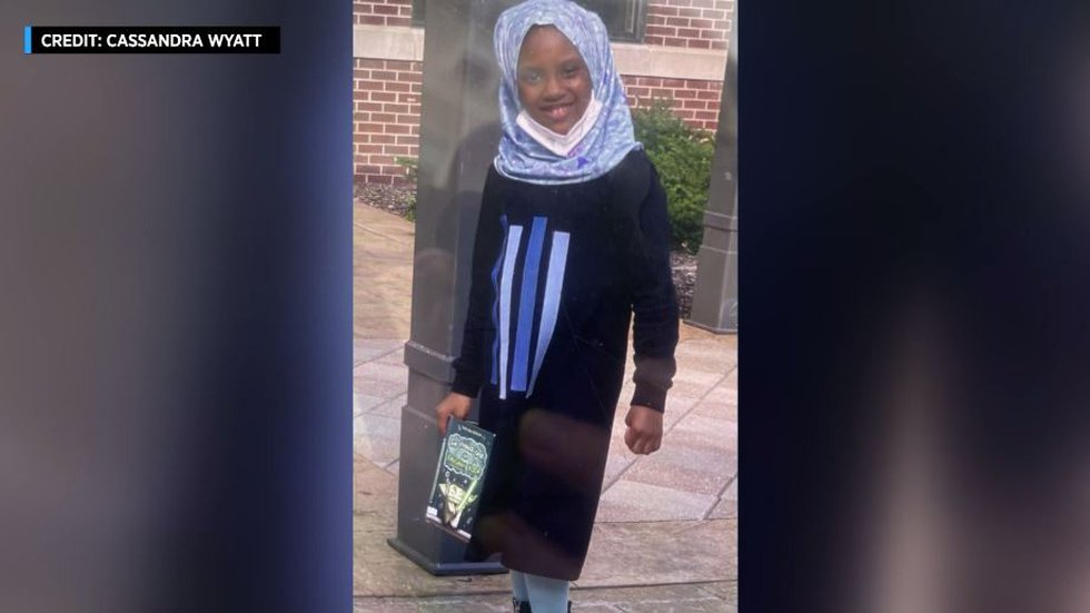 Cassandra Wyatt's family is Muslim. Her 7-year-old daughter Sumayyah and her sister have been...