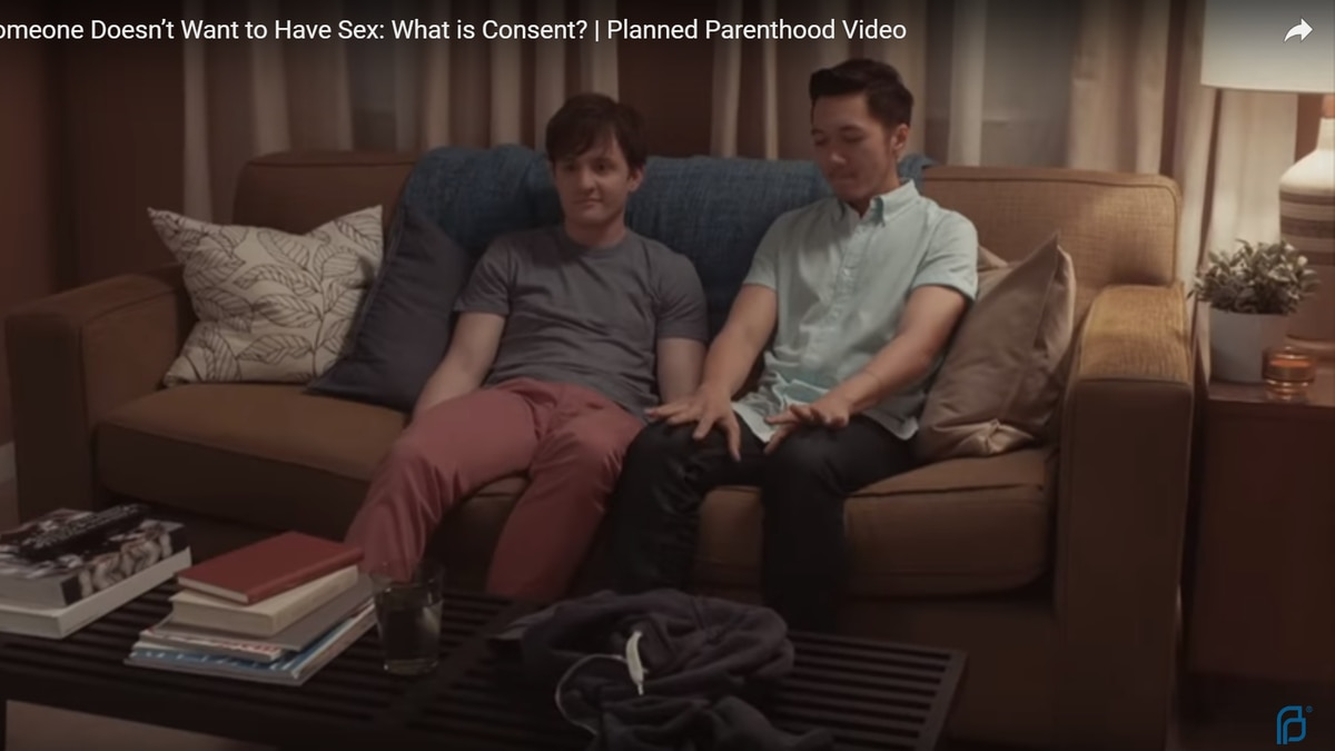 An 'inappropriate video' about consensual sex was shown to Pine View High School students on...