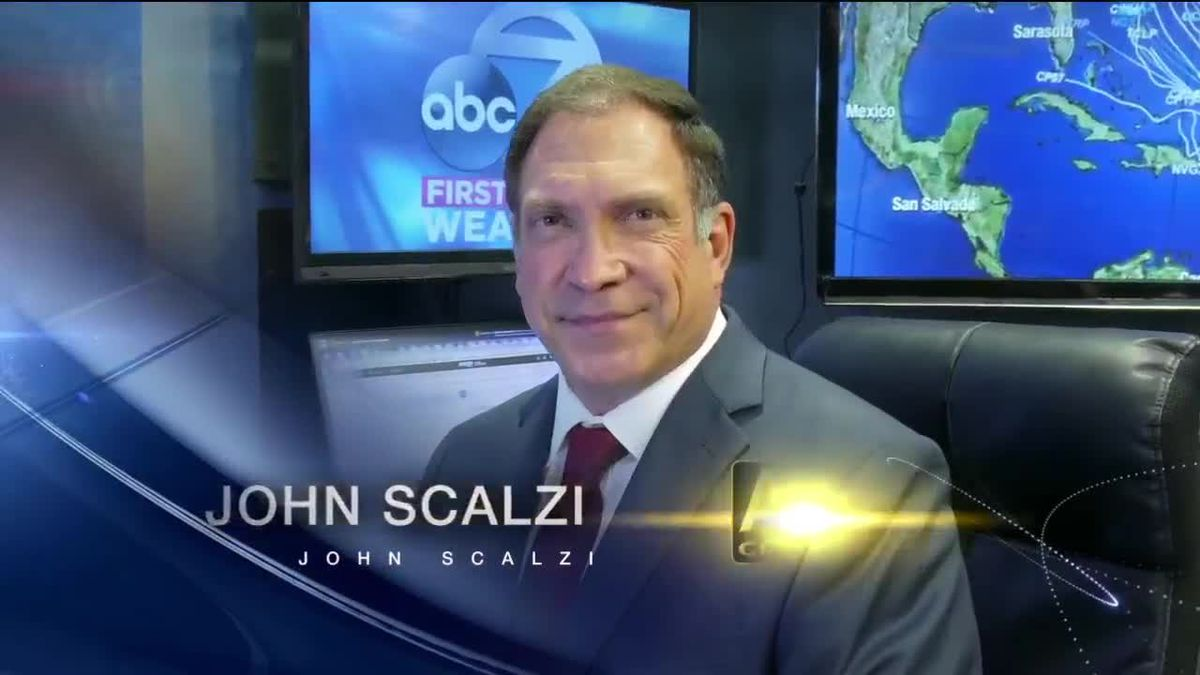 First Alert Weather with John Scalzi