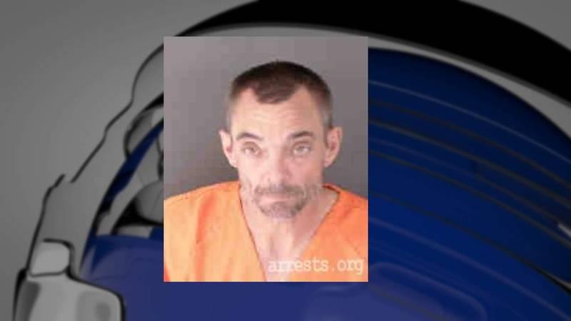 Serial burglar sentenced to 15 years in prison.