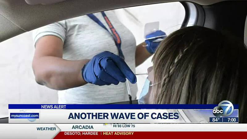 Rise In Cases