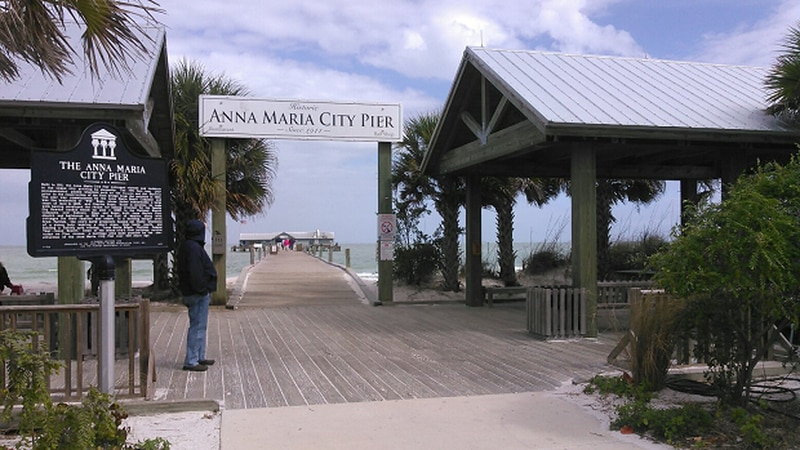 Anna Maria Mayor Dan Murphyexpects the new pier to cost between $3 million and $4 million,...