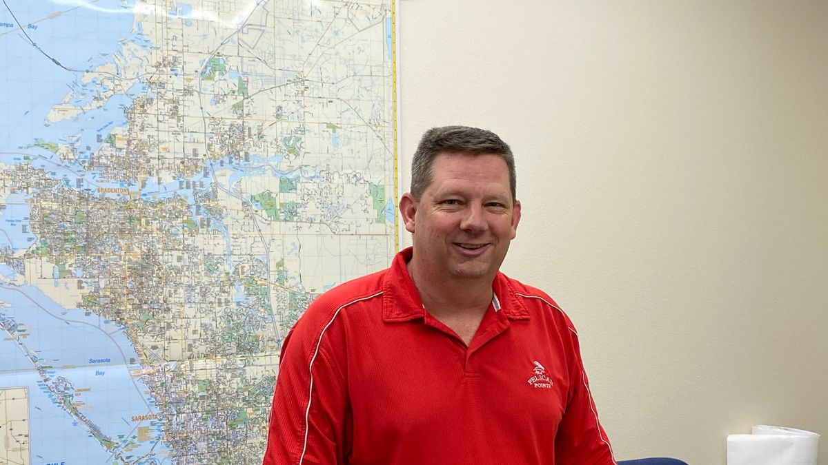 Chad Butzow, Director of Public Works, Manatee County