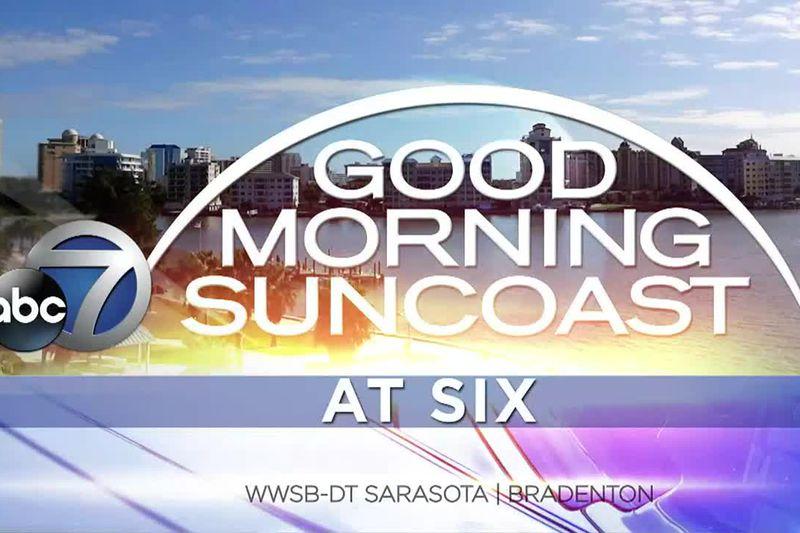 WWSB Good Morning Suncoast 6am Wednesday June 16
